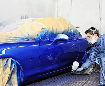 покраска машины в мультфильме фото